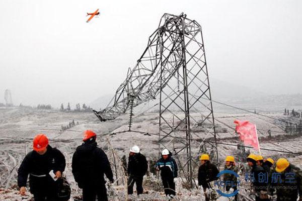 无人机电力巡检助力电网备战严冬
